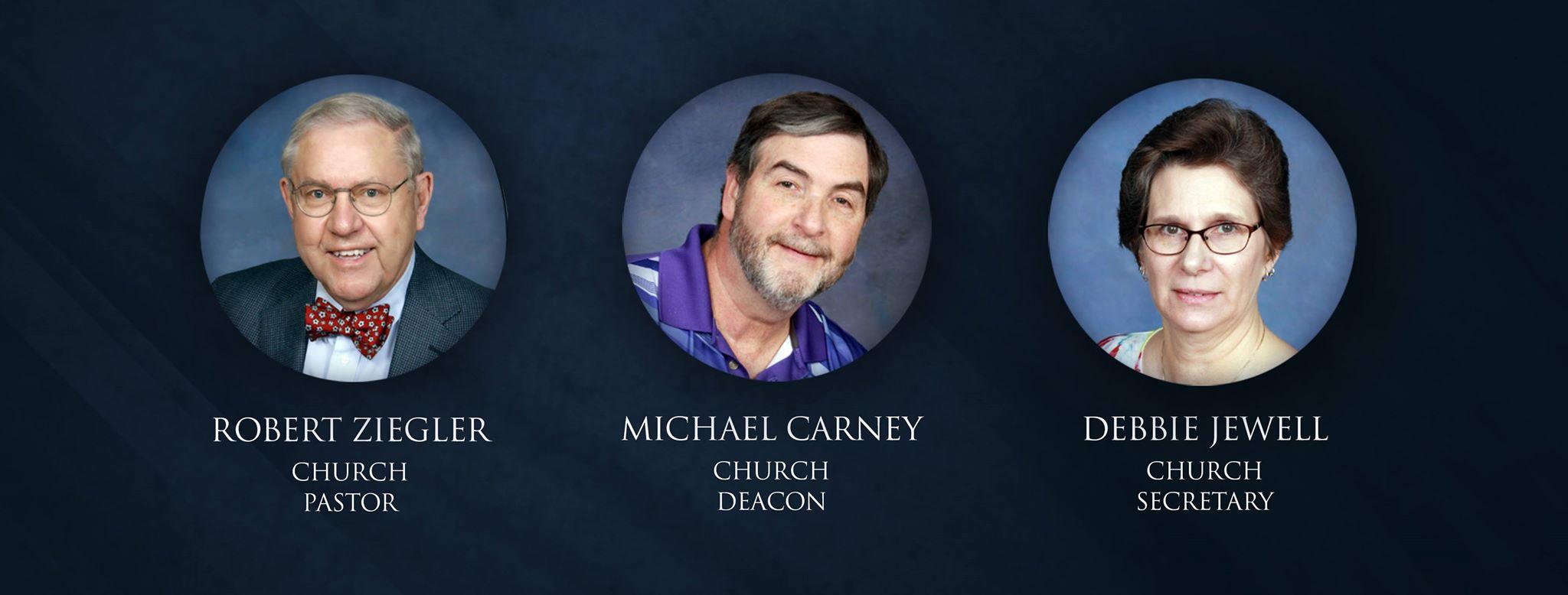 Church Staff | Trinity Lutheran Church